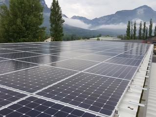 """Communauté de Communes Cœur de Chartreuse, suite du projet """"Centrale Photovoltaïque"""" sur l"""