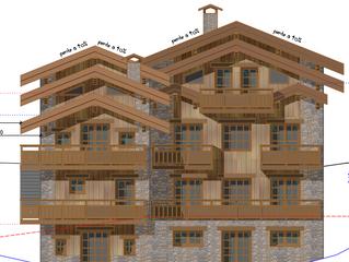 Etude réglementaire RT 2012, Construction Maison individuelle en Maurienne