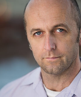 It's a headshot of Mark Thomson