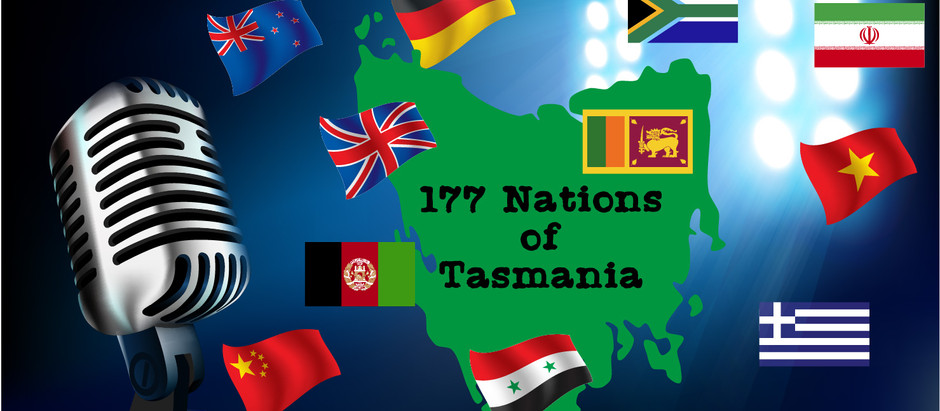 Got to hit the ground running with 177 Nations of Tasmania in 2021