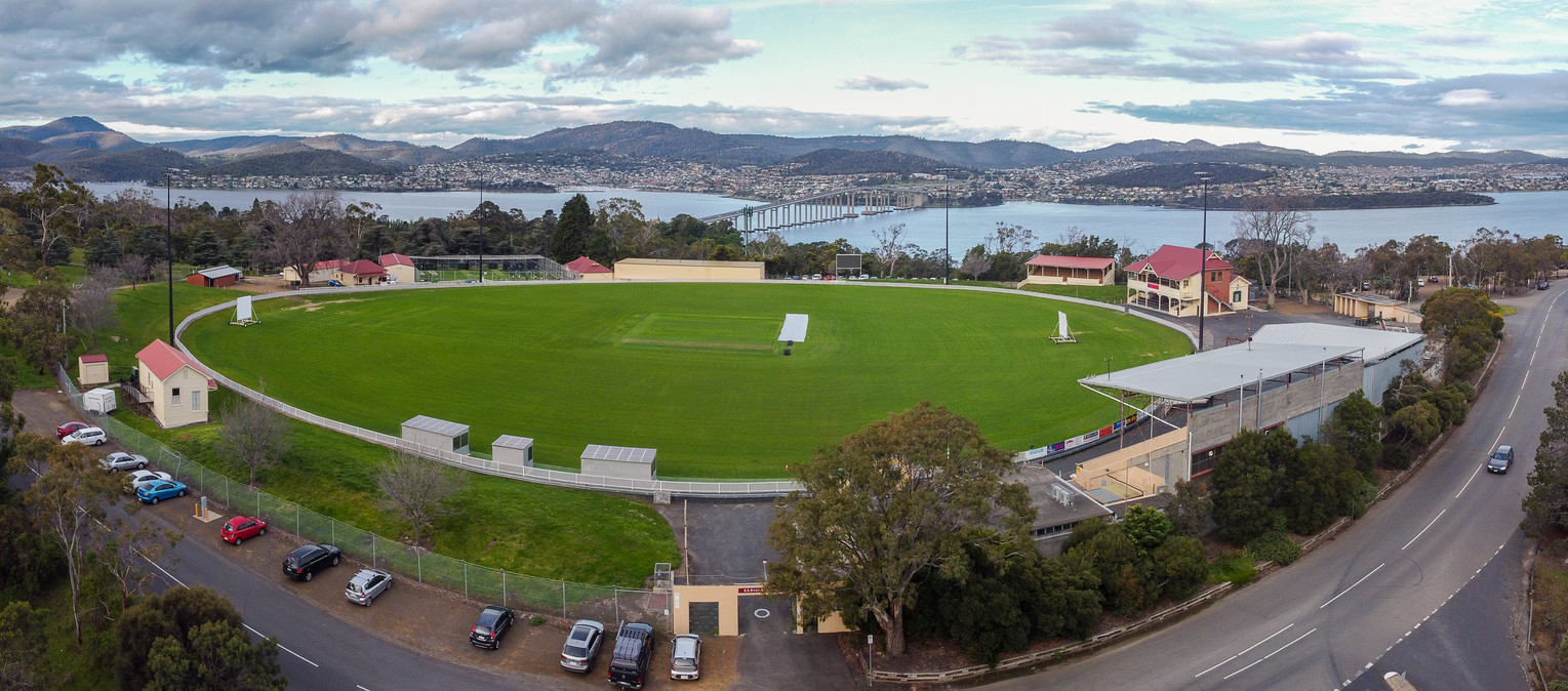 Panorama of TCA Ground