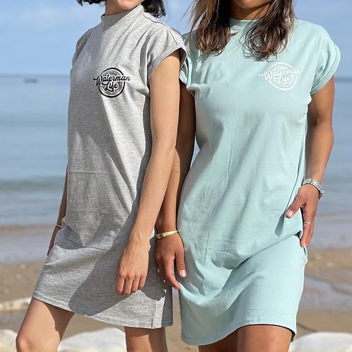 WOMEN TEE-DRESS