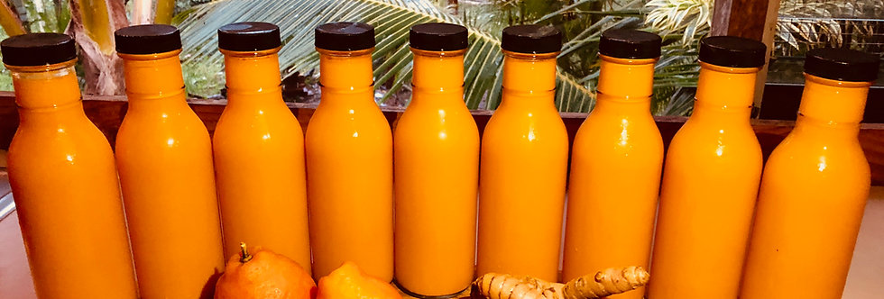 Yu Jin GOLD-Turmeric enhanced juice