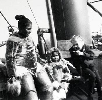 Hivshu, Aleqasina, Anaukaq Peary