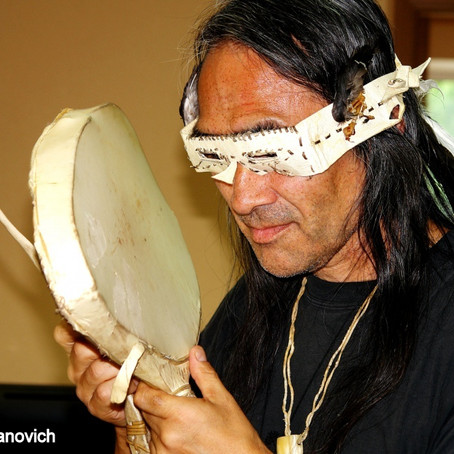 Who are shamans?
