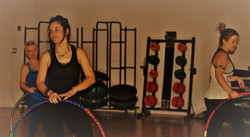Hula-hoops Fitness