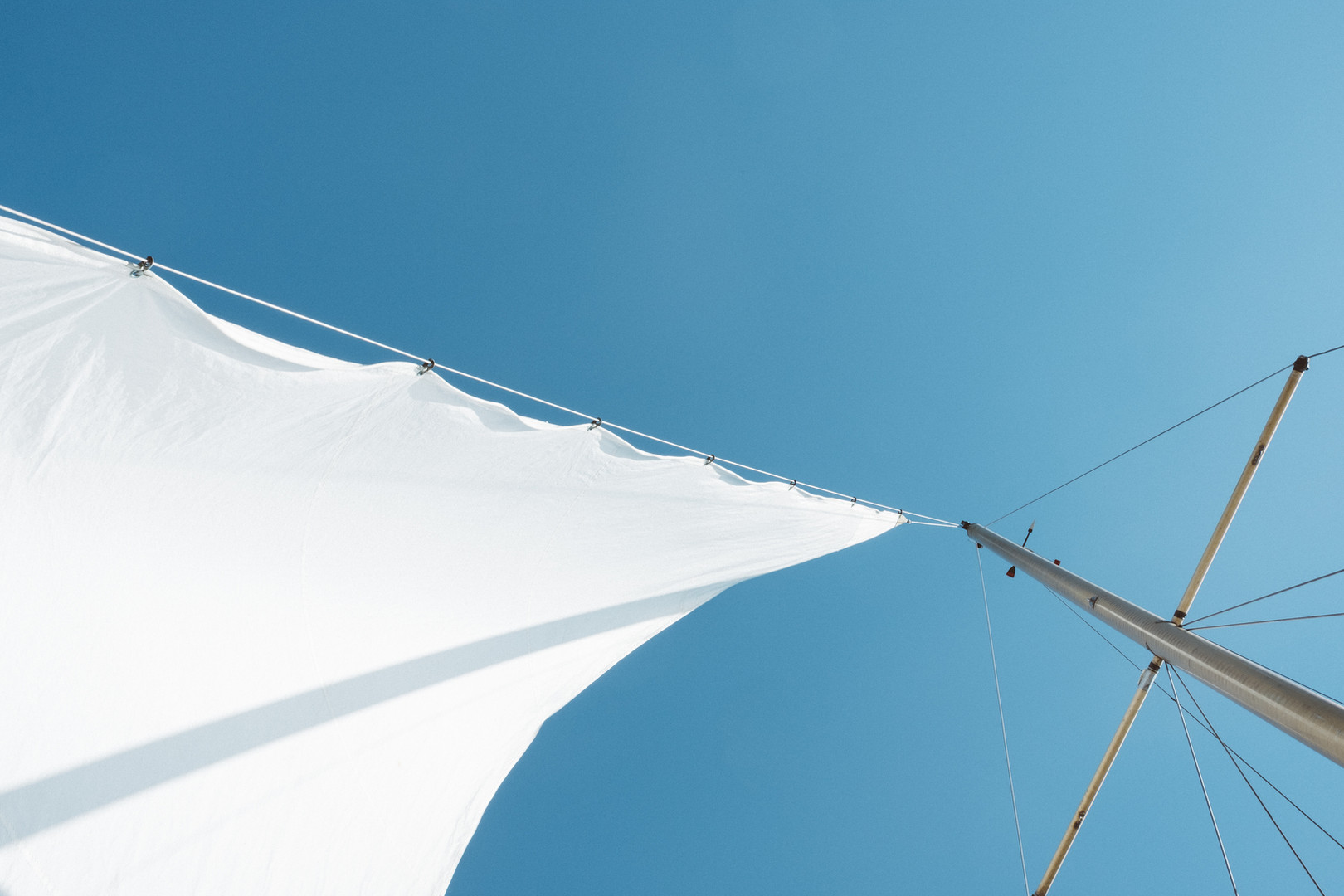 fliegen Sail