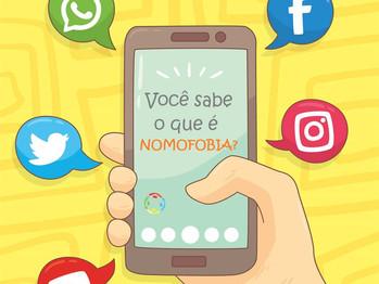 Você sabe o que é NOMOFOBIA? | Clínica Luria