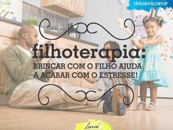 Filhoterapia! | Clínica Luria