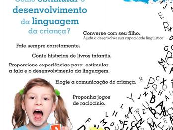 Como estimular o desenvolvimento da linguagem da criança? | Clínica Luria