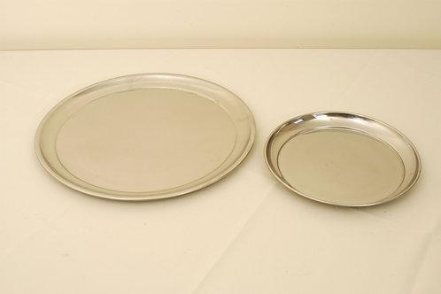 "Round Flat 12"" (30cm)"