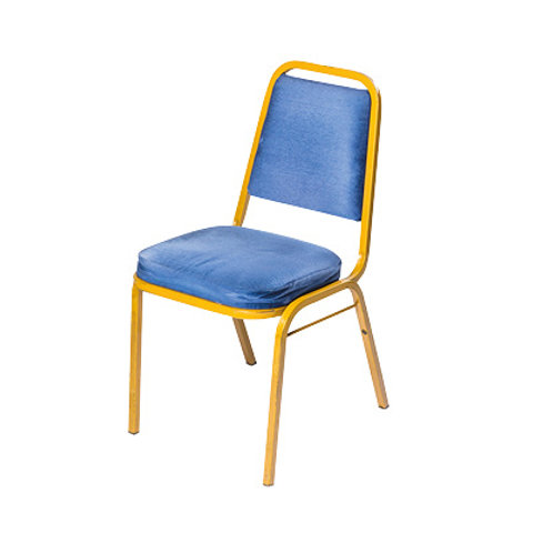 Banqueting Chair (Blue)