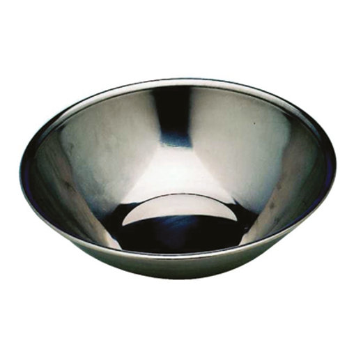 """Stainless Steel Serving Bowl 12"""" Dia (30cm)"""
