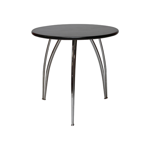 3ft Arizona Round Table Black