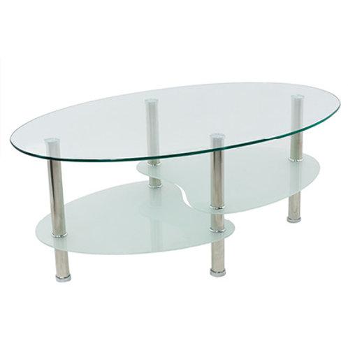 Cara Coffee Table Glass