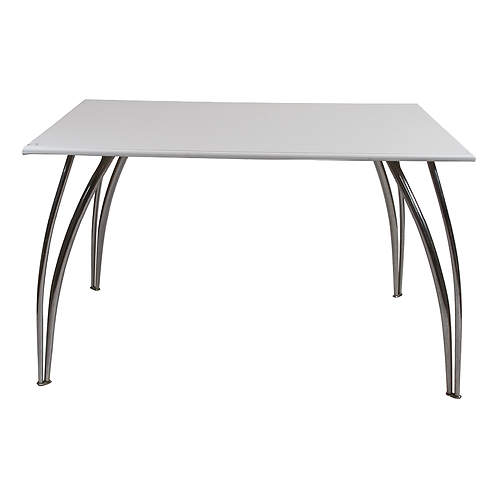 Arizona Rectangular Table White
