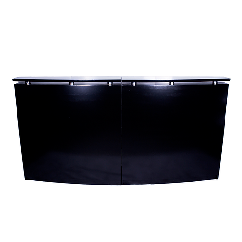 Large Curved Registration Unit Black