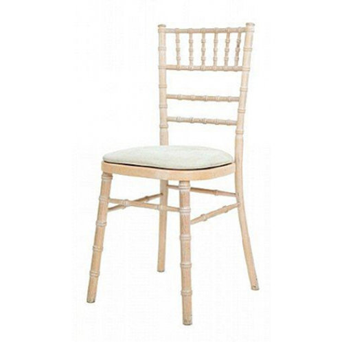 Chiavari Banqueting Chairs - Limewashed Oak