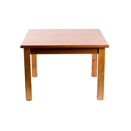 Square Coffee Table Light Oak