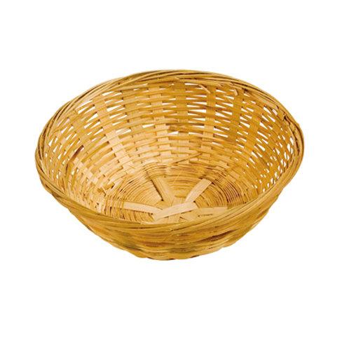 Wicker Roll Basket