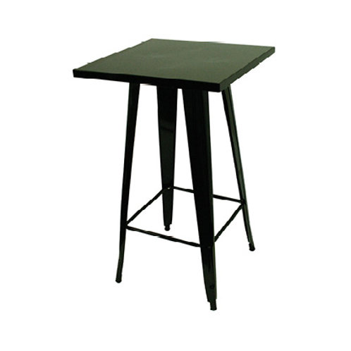Ikon Poseur Table Black