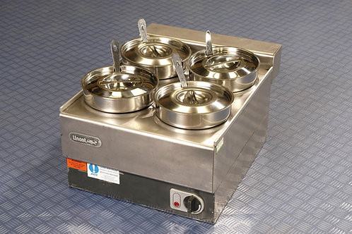 4 Pot Electric Bain Marie