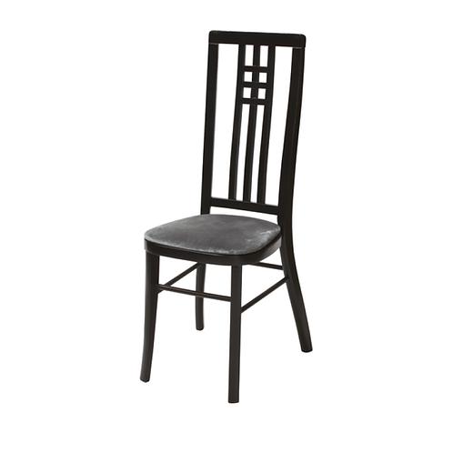 High Back Banqueting Chair Black