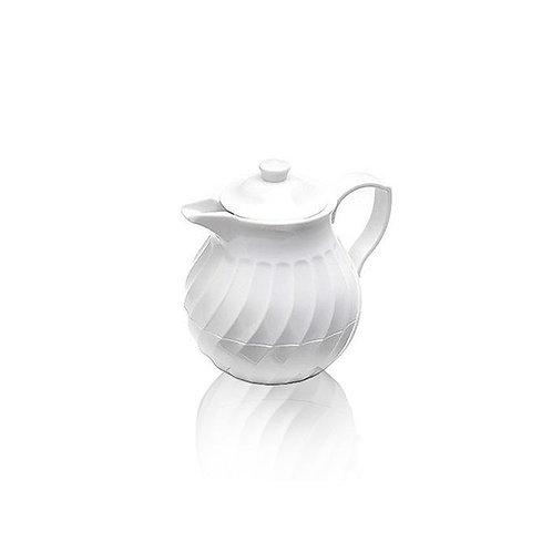 White Vacuum Teapot (1.2 Litre)