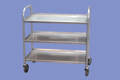 3 Tier Clearing Trolley