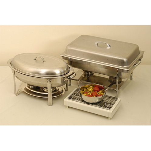 """Oval Chafing Dish 20"""" (50cm)"""