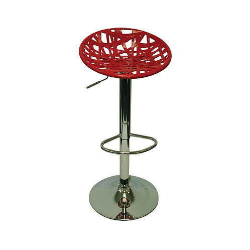Red Republic Stool