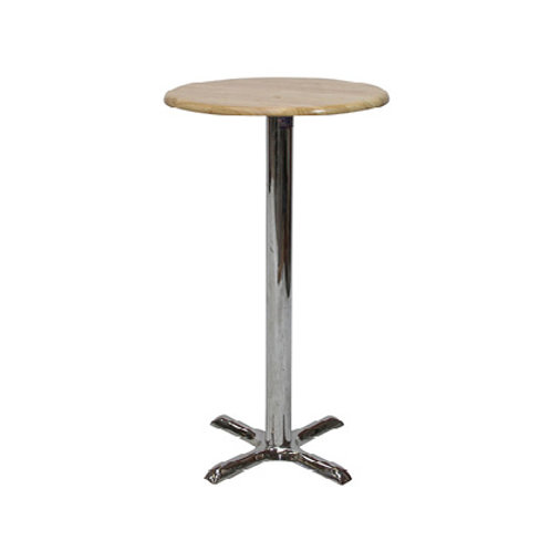 Pisa Poseur Tower Table Natural