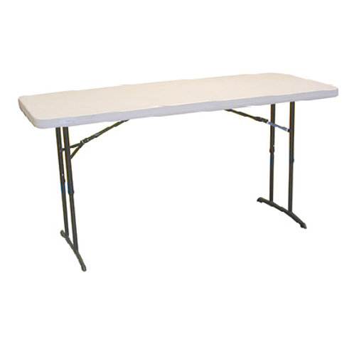 Adjustable Height Utility Table (6FT)