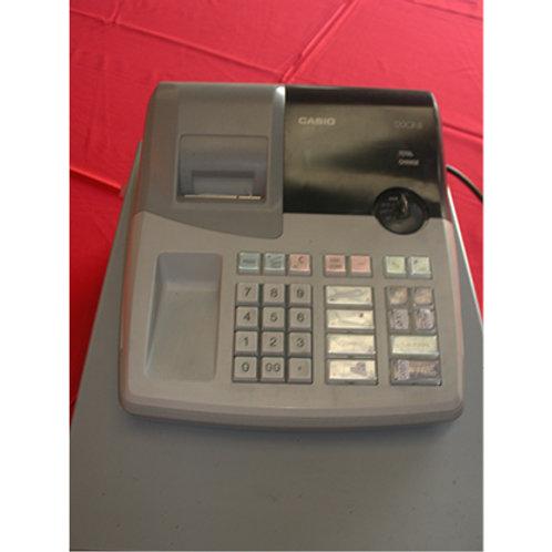 Electronic Casio Lockable Cash Register