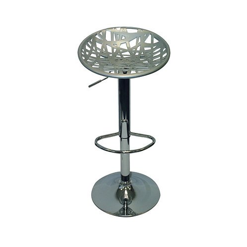 Silver Republic Stool