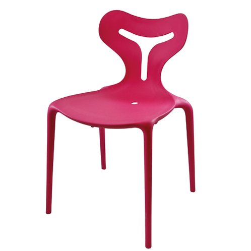 Inside Out Chair Pink