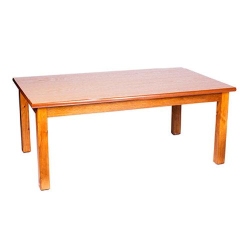 Rectangular Coffee Table Light Oak