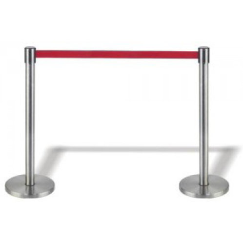Tensa Expandable Barrier - Red Web 1.8m