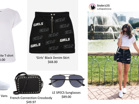 Shop Me & My Besties ~Affordable~ Lollapalooza Outfits!