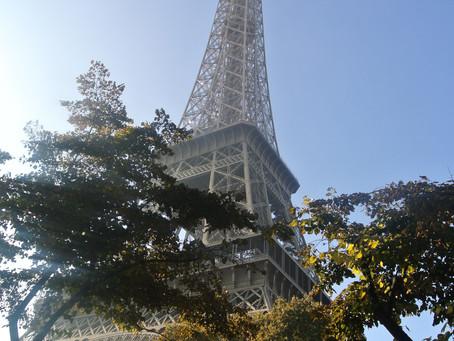 Destination: Paris, France