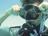 Scuba Diving Mask Clearing Techniques