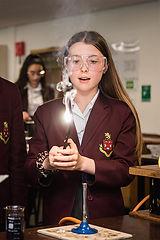 Pupil lighting Bunsen burner.jpg