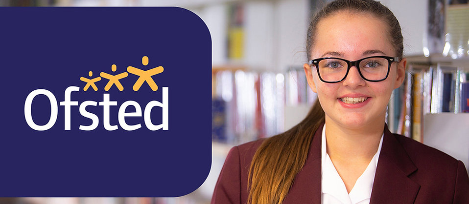 Ofsted logo and pcture of smiling pupil-01.jpg
