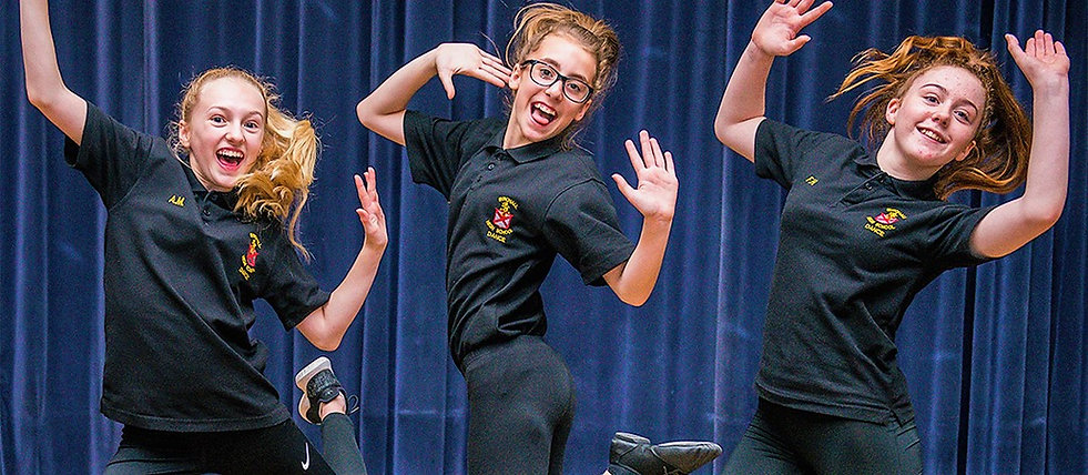 Pupils in a Drama production.jpg