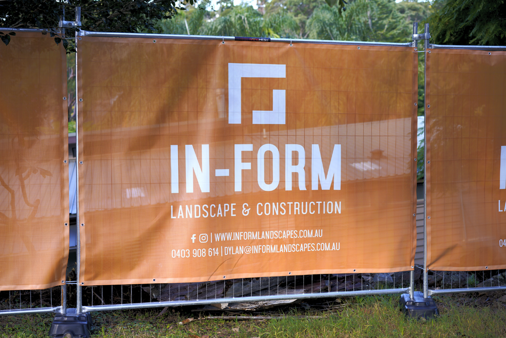 In-form Landspace & Construction