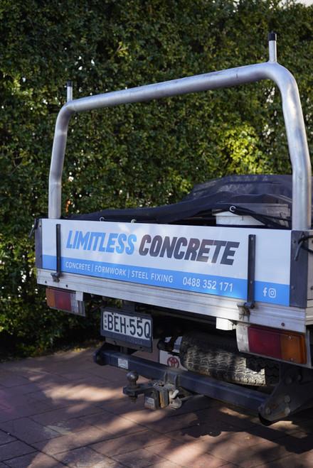 Limitless Concrete