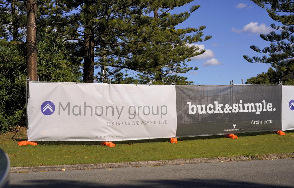 Mahony Group + Buck & Simple