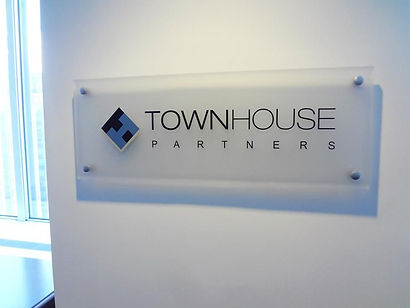 Custom Business Signs + Corporate Logos