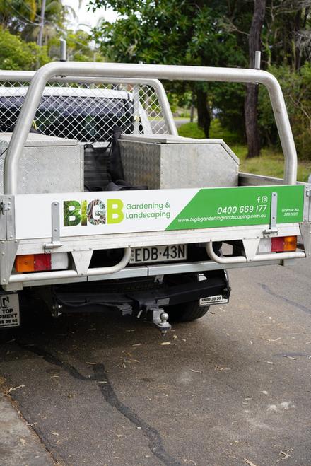 BIG B Gardening & Landscaping