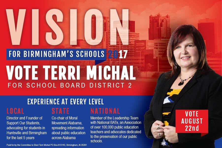 Terri Michal Campaign